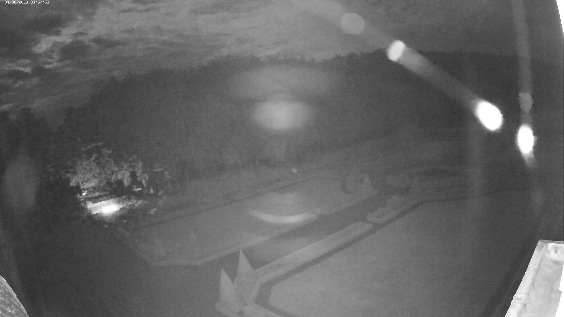 webcam Eu - Jardin du Château