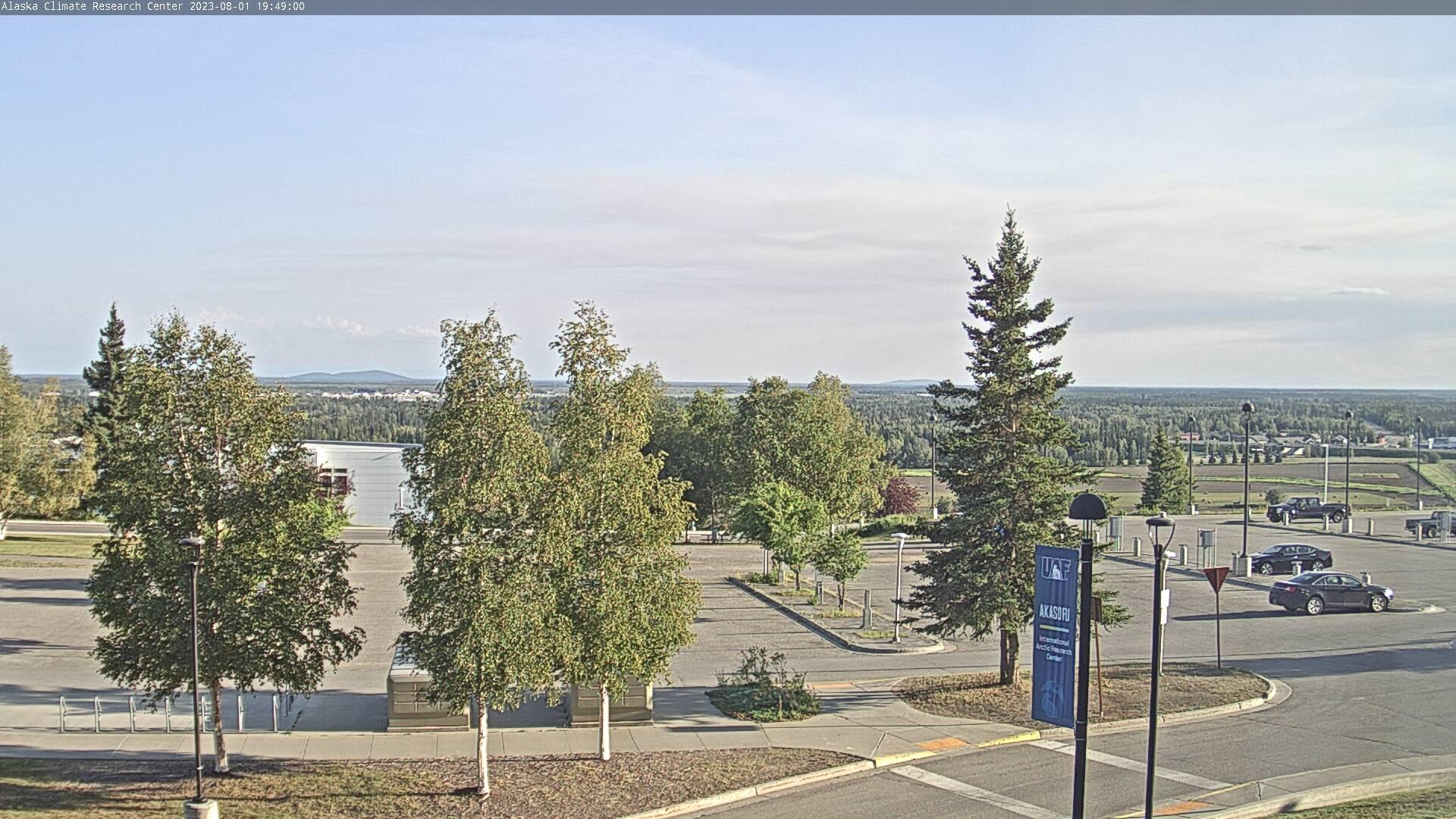 webcam Fairbanks
