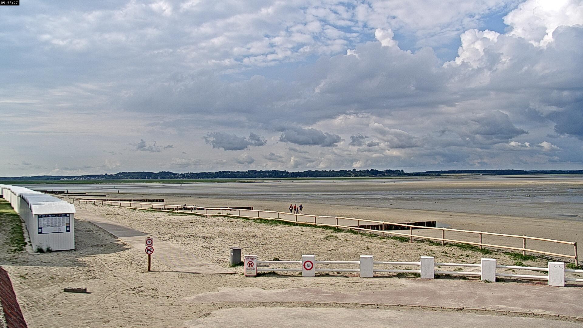 webcam Le Crotoy - Port de Plaisance