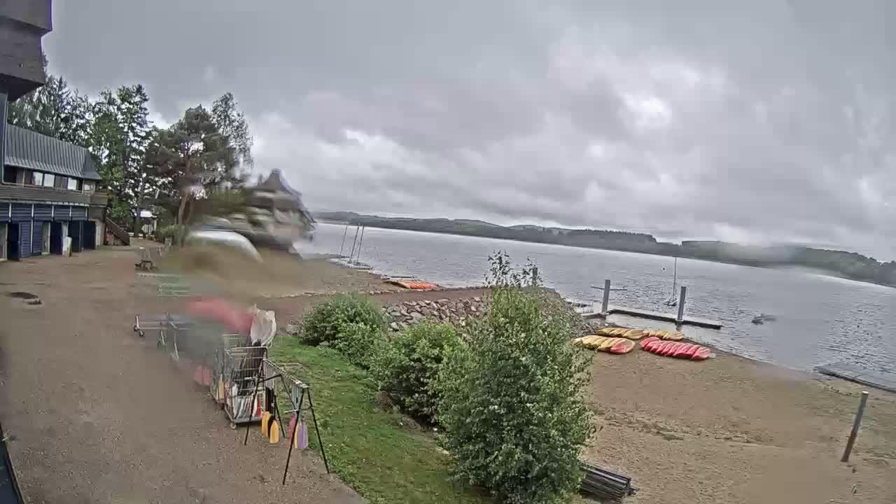 webcam Lac des Settons