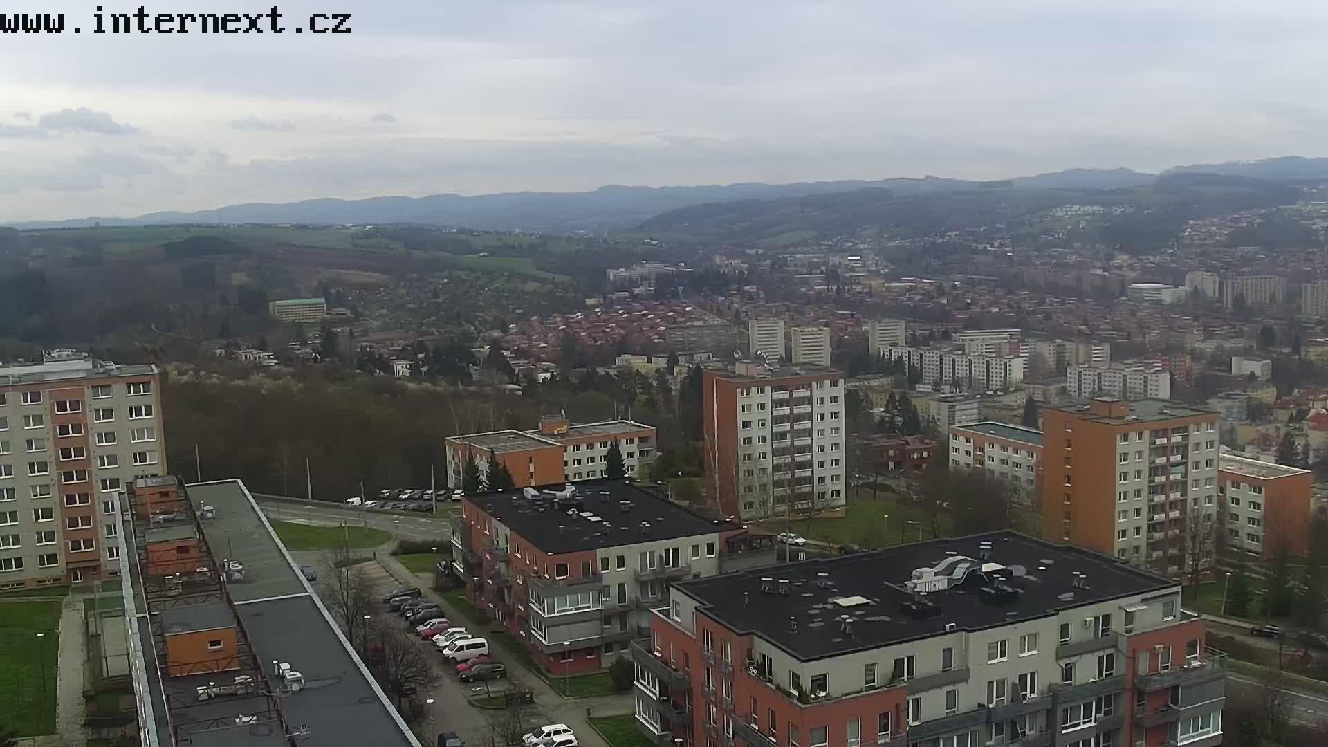 webcam Zlin